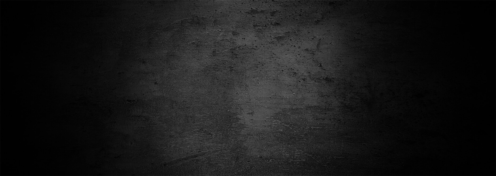 Black Gradient Header Background
